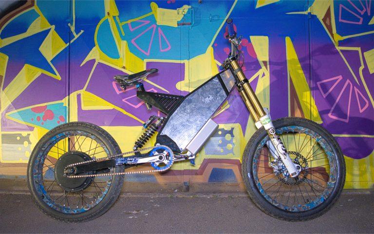 אופניים אנדורו קאסטום 2
