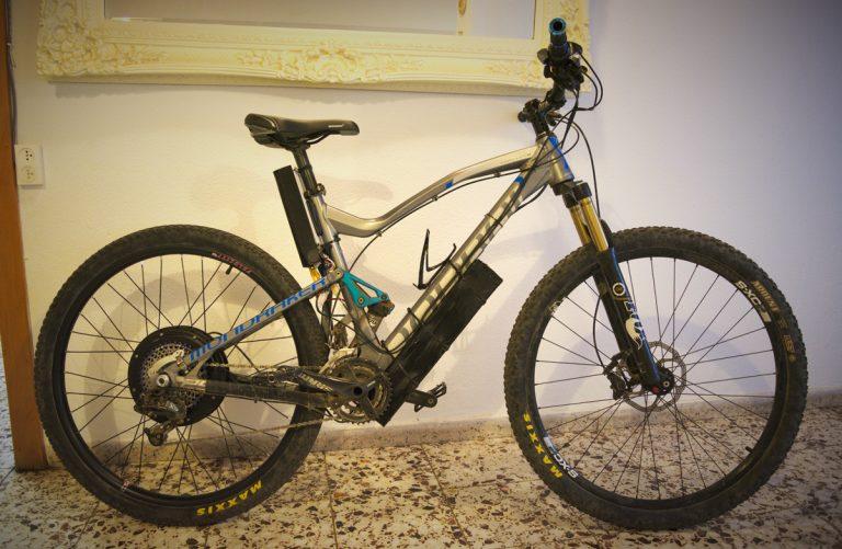 """אופניים חשמליים שטח """"29"""